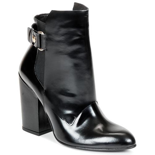 Shoes Women Shoe boots Paul & Joe MARCELA Black