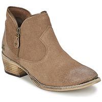 Shoes Women Mid boots Le Temps des Cerises GRACE SABLE