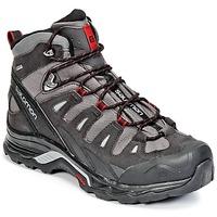 Shoes Men Walking shoes Salomon QUEST PRIME GTX® Grey / Black / Red