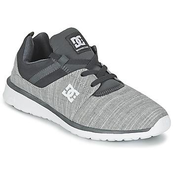 Shoes Men Low top trainers DC Shoes HEATHROW SE M SHOE GRH Grey
