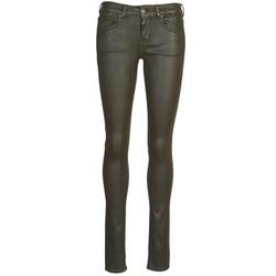 Clothing Women 5-pocket trousers Cimarron ROSIE JEATHER KAKI