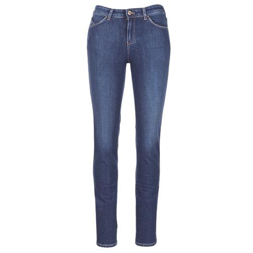 Clothing Women slim jeans Armani jeans GAMIGO Blue