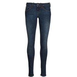 Clothing Women slim jeans Fornarina EVA 78 Blue / Raw