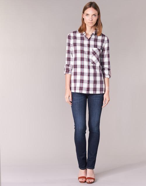 Clothing Women Straight jeans Pepe jeans VENUS Blue / H06