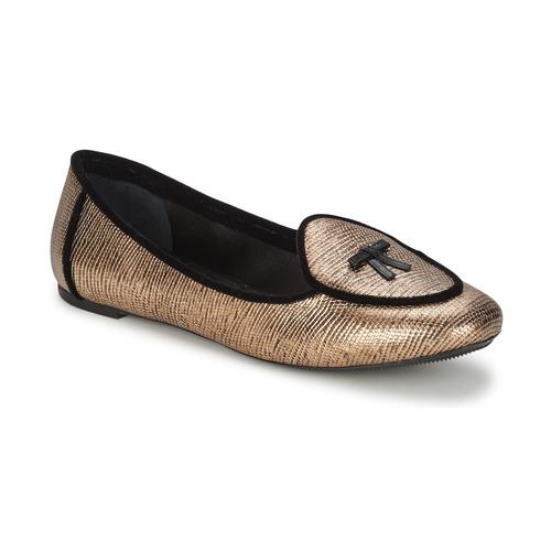 Shoes Women Flat shoes Etro 3078 Gold