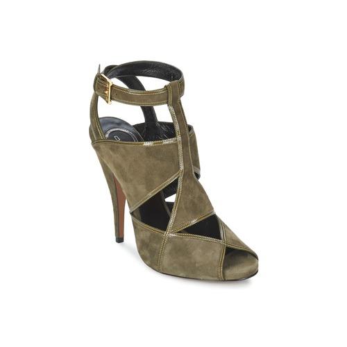Shoes Women Sandals Etro 3025 Kaki