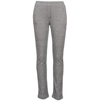 Clothing Women Wide leg / Harem trousers Majestic 2908 Grey