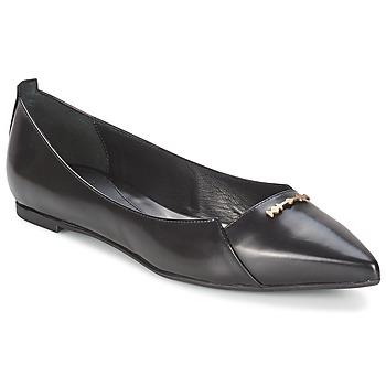 Shoes Women Flat shoes McQ Alexander McQueen 375371 Black