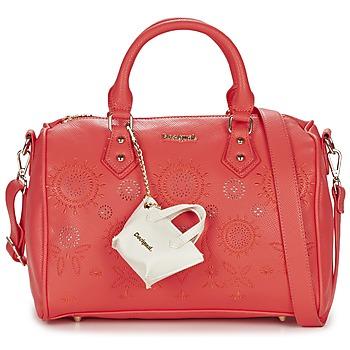 Bags Women Handbags Desigual BOWLING VANESA Pink