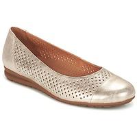 Shoes Women Flat shoes Gabor ELASSY Gold