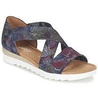 Shoes Women Sandals Gabor WOLETTE Multicoloured
