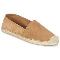 Shoes Women Espadrilles Ralph Lauren DANITA ESPADRILLES CASUAL Camel