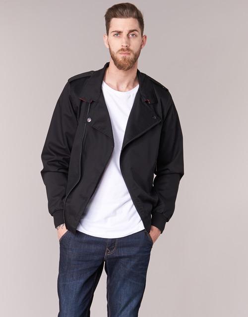 Clothing Men Jackets Harrington HARRINGTON ELVIS Black