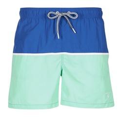 Clothing Men Trunks / Swim shorts Gant CUT & SEWN SWIM SHORT Green / Marine