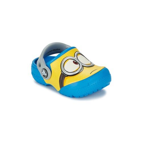 Shoes Children Clogs Crocs Crocs Funlab Despicalbe me 3 Blue