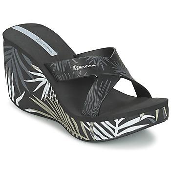 Shoes Women Mules Ipanema LIPSTICK STRAPS III Black