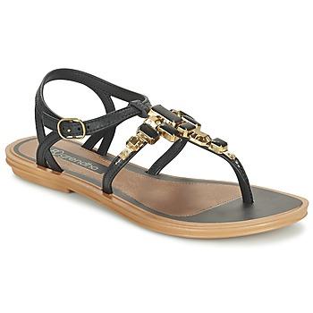 Shoes Women Sandals Grendha REALCE SANDAL Black