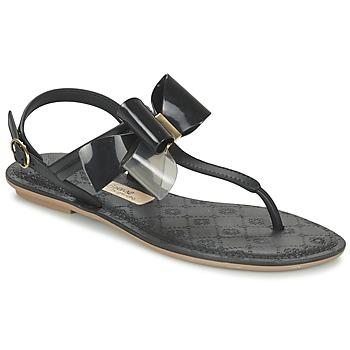Shoes Women Sandals Grendha SENSE SANDAL Black