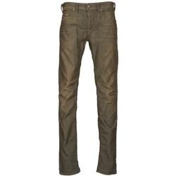 Clothing Men slim jeans Diesel THAVAR KAKI