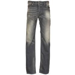 Clothing Men straight jeans Diesel WAYKEE Grey