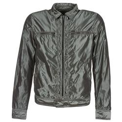 Clothing Men Jackets Diesel J-BINTUR Black