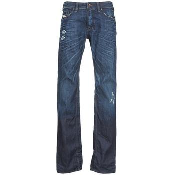 Clothing Men straight jeans Diesel SAFADO Blue