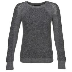 Clothing Women jumpers Diesel M-EGON Grey
