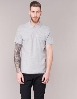 Clothing Men short-sleeved polo shirts Chevignon O-TOGS Grey