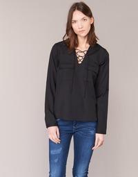 Clothing Women Shirts Kaporal ALDA Black