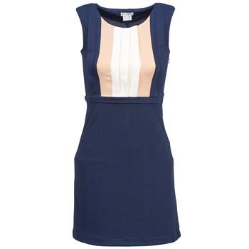 Clothing Women Short Dresses Kling SOROLLA MARINE