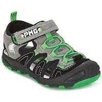 Shoes Boy Sandals Primigi CROSS Black / Green