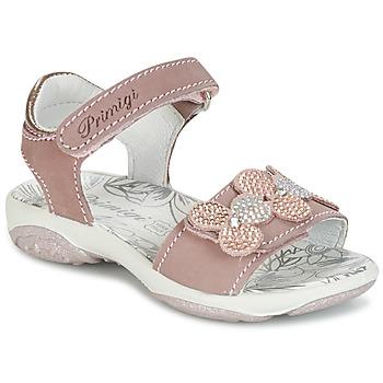 Shoes Girl Sandals Primigi BREEZETTE Beige