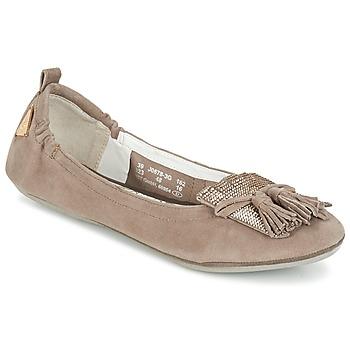 Shoes Women Flat shoes Bugatti MONATE TAUPE