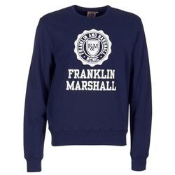 Clothing Men sweatpants Franklin & Marshall NESS OFRA MARINE
