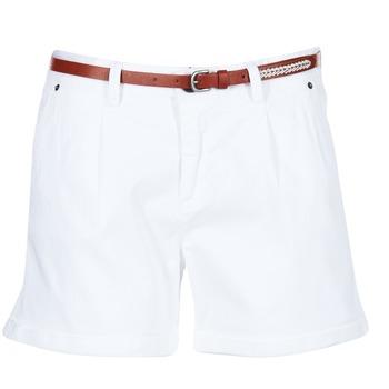 Clothing Women Shorts / Bermudas Best Mountain ROSAVOULI White
