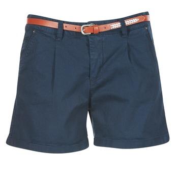 Clothing Women Shorts / Bermudas Best Mountain ROSAVOULI Marine