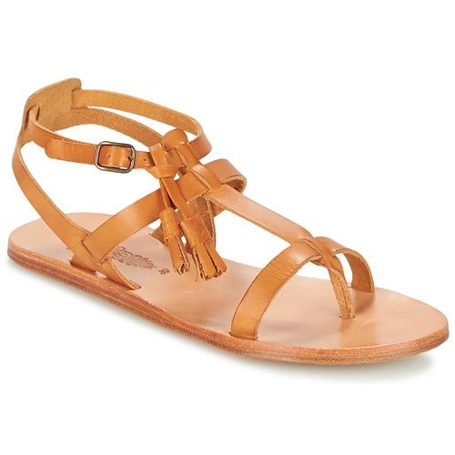 Shoes Women Sandals n.d.c. SORAYA Camel