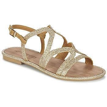 Shoes Women Sandals Esprit NAZLI SANDAL Gold