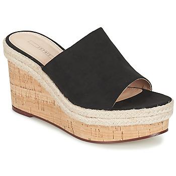Shoes Women Sandals Esprit FARY MULE Black