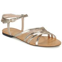 Shoes Women Sandals Esprit ADYA SANDAL BEIGE
