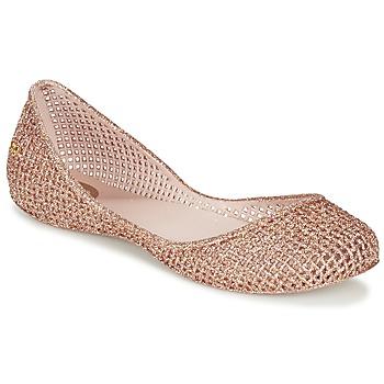 Shoes Women Flat shoes Zaxy AMORA Pink / Metallic