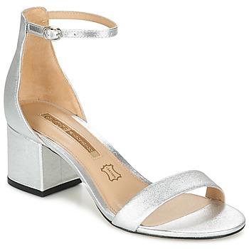 Shoes Women Sandals Buffalo DALOUD Silver