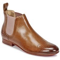 Shoes Women Mid boots Melvin & Hamilton SALLY 16 CAMEL