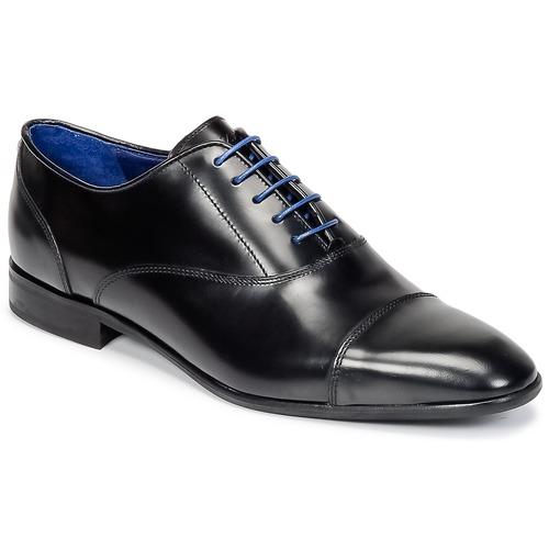 Shoes Men Brogues Azzaro RAEL Black