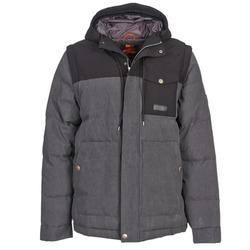 Clothing Men Duffel coats Rip Curl INFINITE Grey / Black