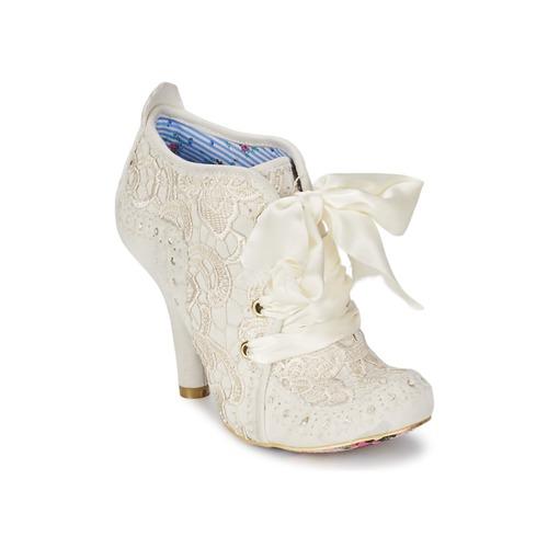 Shoes Women Shoe boots Irregular Choice ABIGAILS THIRD PARTY Cream