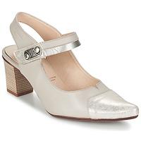 Shoes Women Heels Dorking DELTA Beige