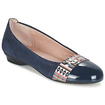 Shoes Women Flat shoes Dorking TELMA MARINE