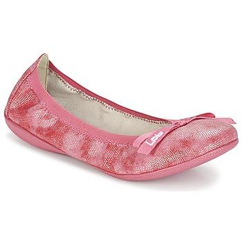 Shoes Women Flat shoes Les P'tites Bombes ELLA Fuschia