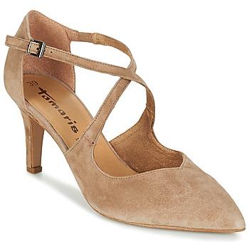 Shoes Women Sandals Tamaris DROL Natural